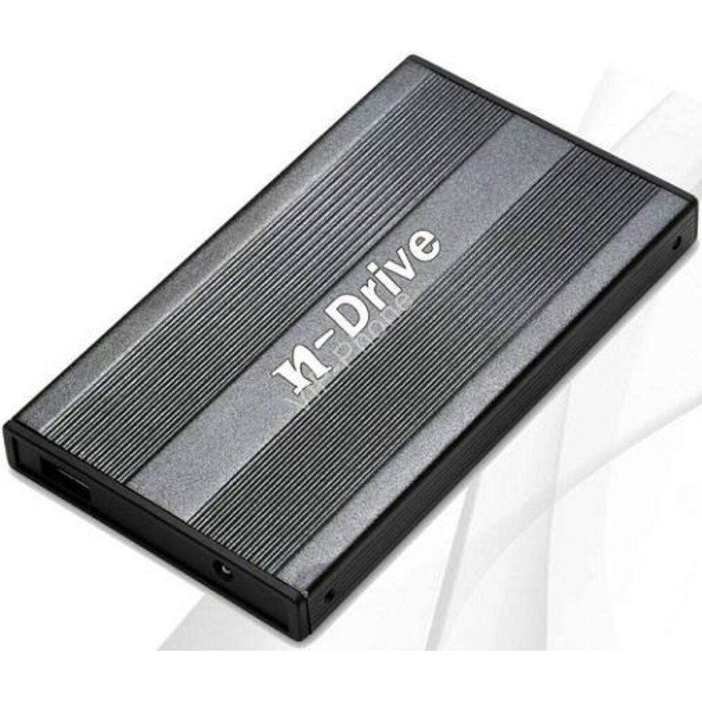 """HDD KÜLSŐ HÁZ 2,5"""" SATA USB2.0 NBASE EH25NDS2"""