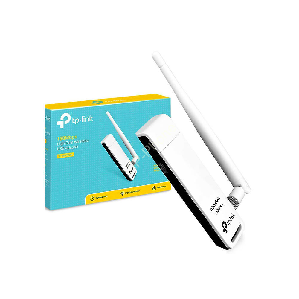 TP-LINK WIRELESS 150 MBPS USB TL-WN722N 2ÉV