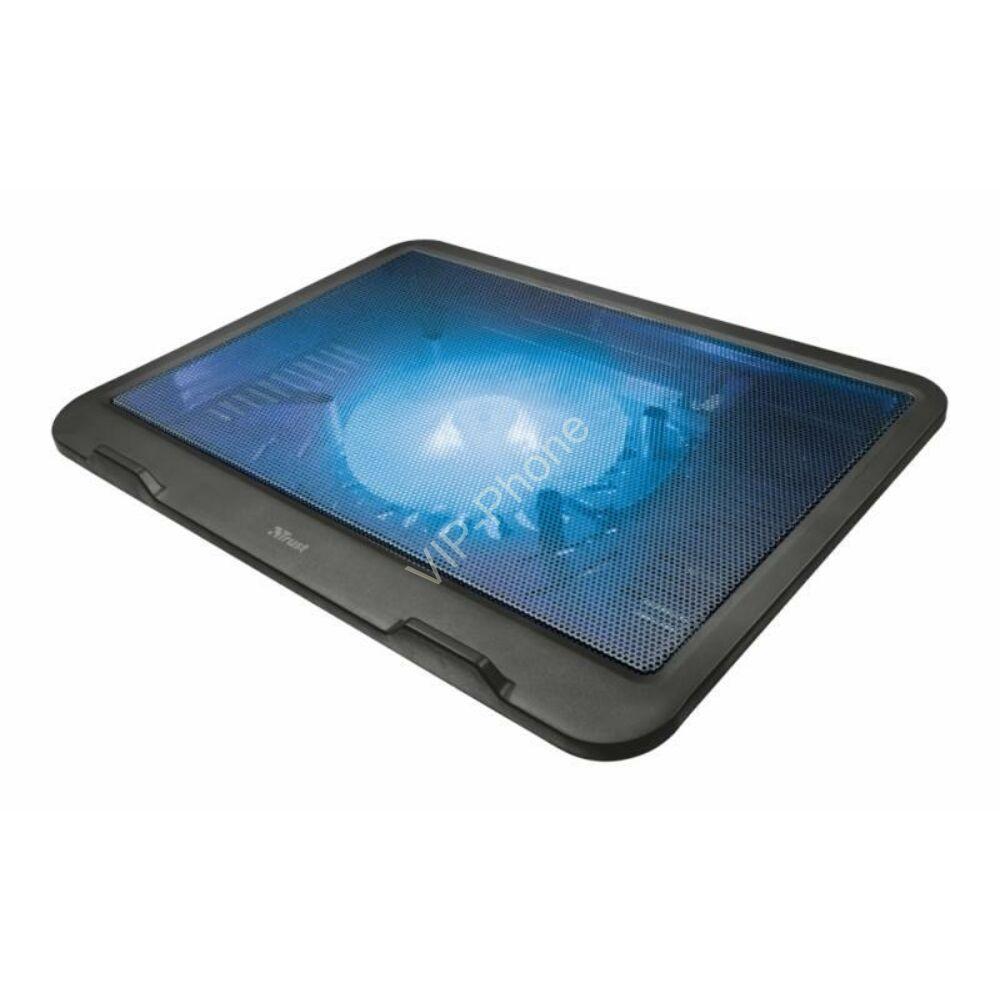 Trust Ziva 16 notebook hűtőpad fekete (21962)