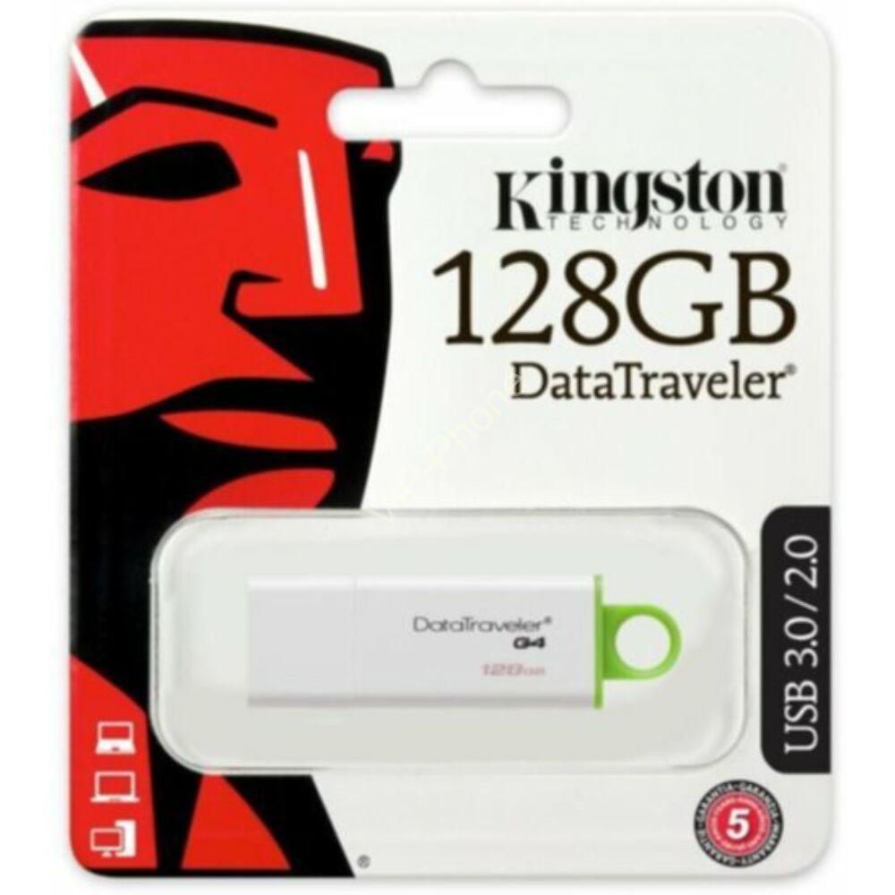 USB PENDRIVE 128 GB 3.0 KINGSTON DTIG4/64GB