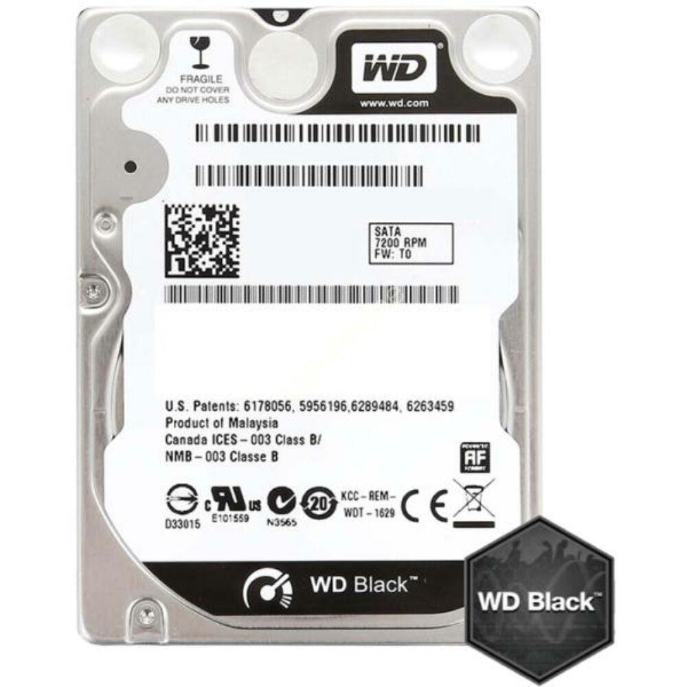 Western Digital Black Scorpion 2.5 500GB 7200rpm 32MB SATA3 WD5000LPLX