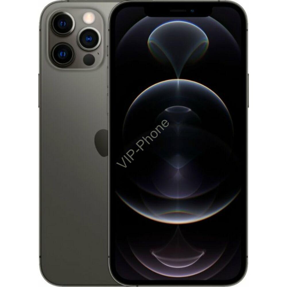 Apple Iphone 12 Pro 128GB Grafit Gyártói Apple Store Garanciás kártyafüggetlen mobiltelefon