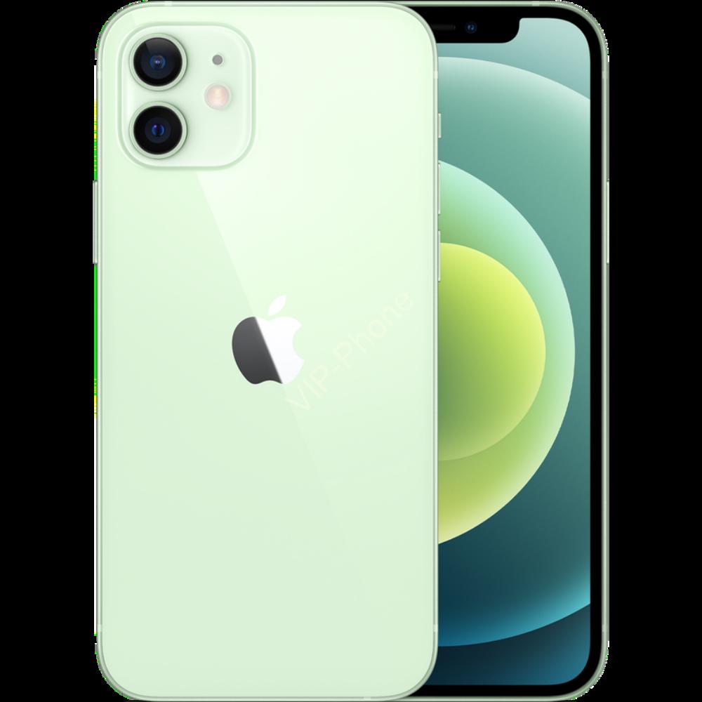 Apple iPhone 12 128GB Zöld, Gyártói Apple Store Garanciás Mobiltelefon