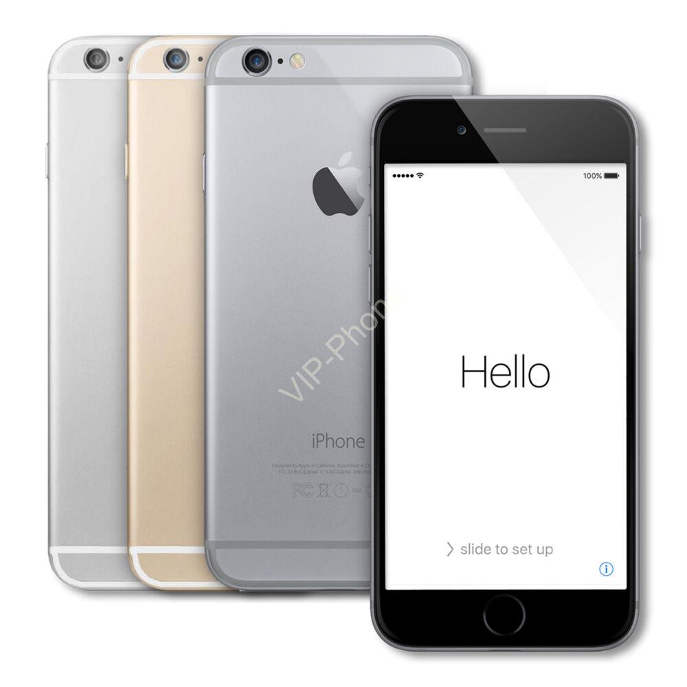 Apple iPhone 6 16Gb Space-Gray Gyártói Apple Store Garanciás Mobiltelefon