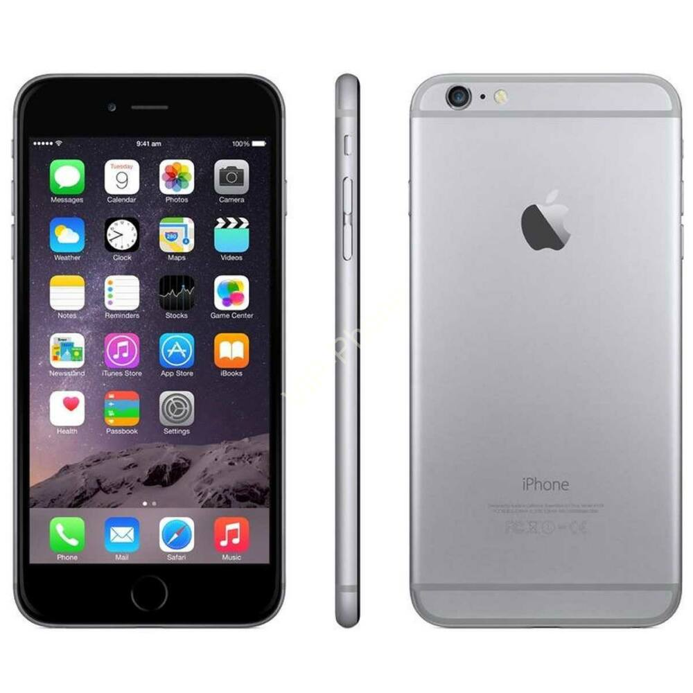 Apple iPhone 6 Plus 16Gb Space-Gray Gyártói Apple Store Garanciás Mobiltelefon