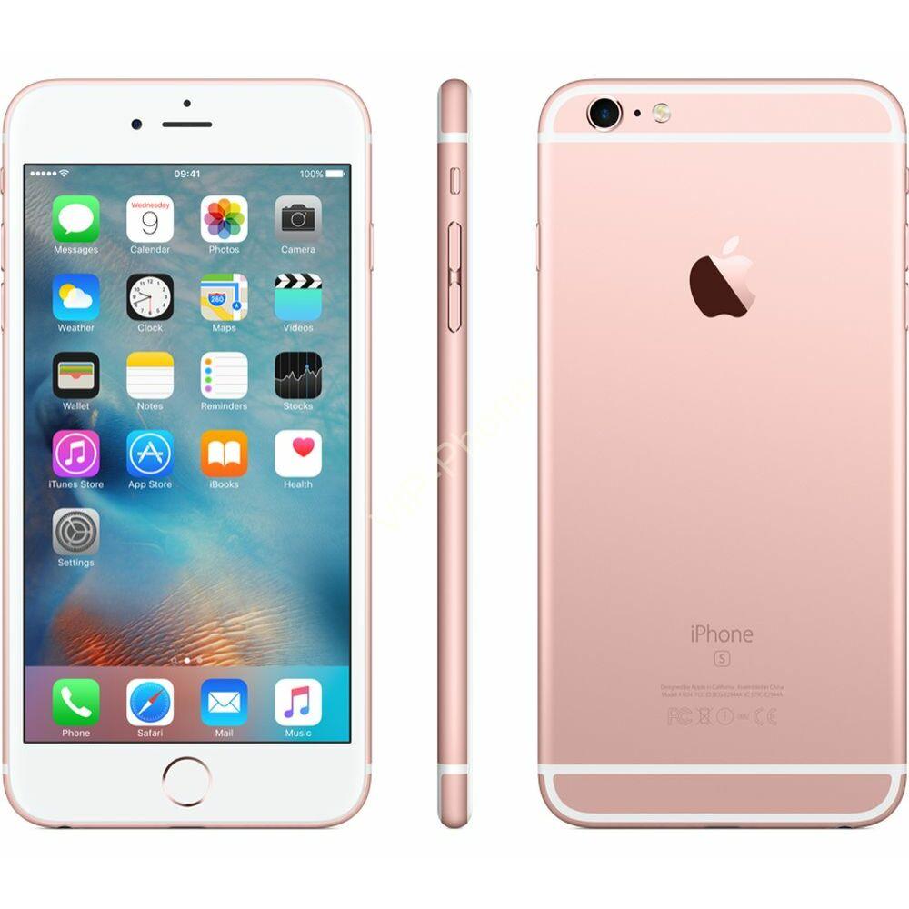 Apple iPhone 6s Plus 32Gb Rose-Gold Gyártói Apple Store Garanciás Mobiltelefon