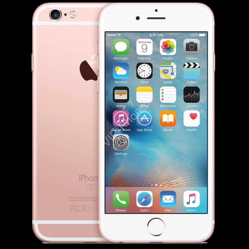 Apple iPhone 6S 32Gb Rose-Gold Gyártói Apple Store Garanciás Mobiltelefon