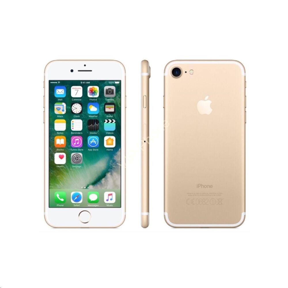 Apple iPhone 7 128Gb Gold Gyártói Apple Store Garanciás Mobiltelefon