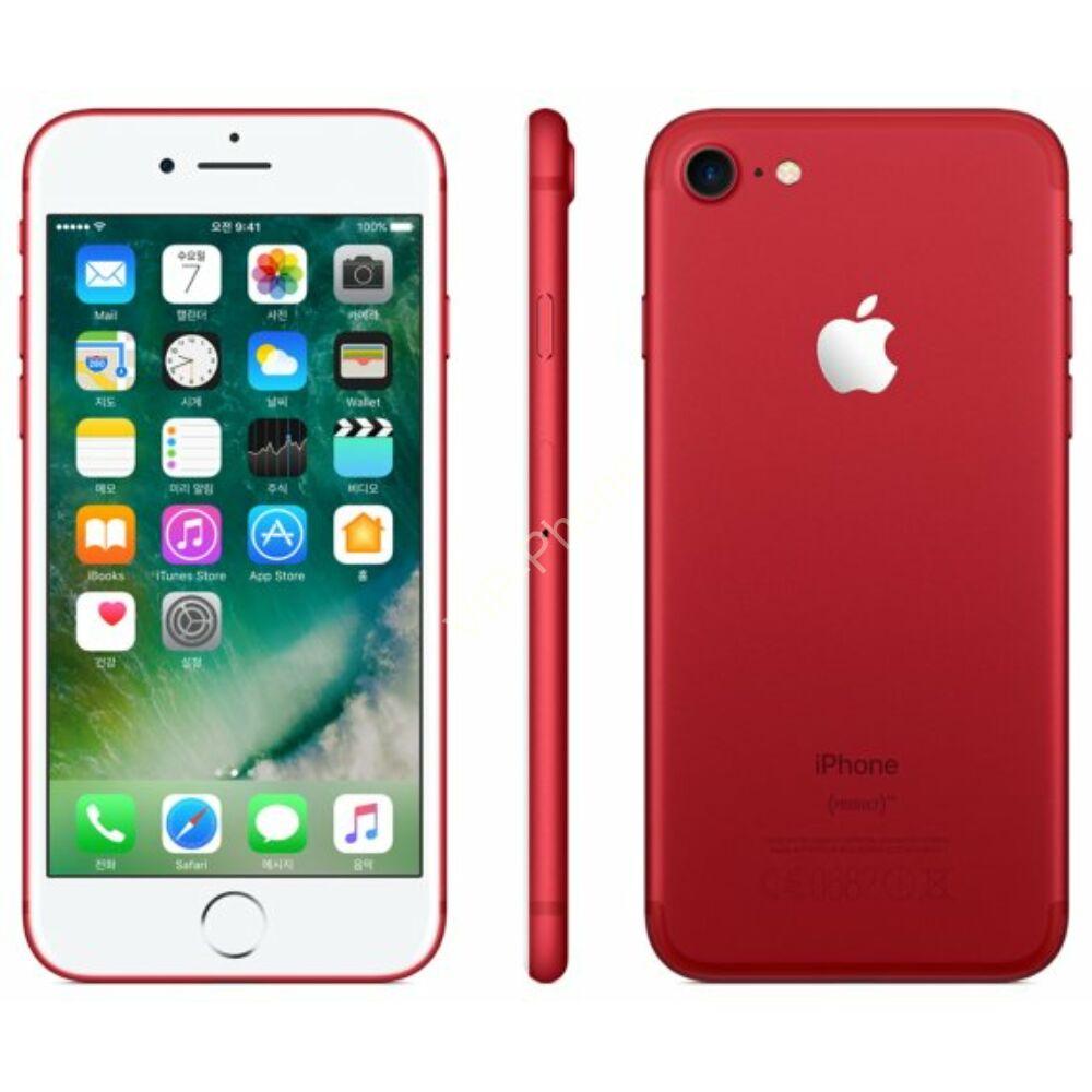 Apple iPhone 7 256Gb Red Gyártói Apple Store Garanciás Mobiltelefon