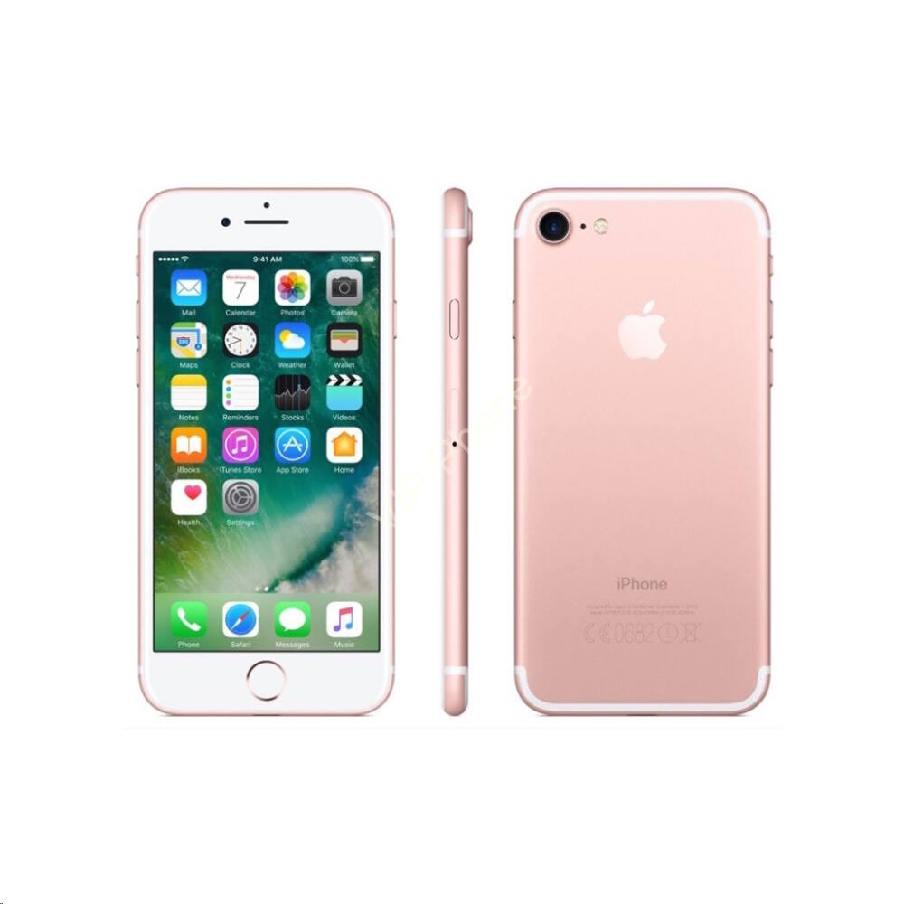 Apple iPhone 7 32Gb Rose-Gold Gyártói Apple Store Garanciás Mobiltelefon