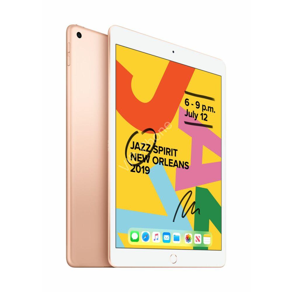 Apple iPad (2020) 10.2 32GB LTE Gold Tablet - Apple Store garanciával