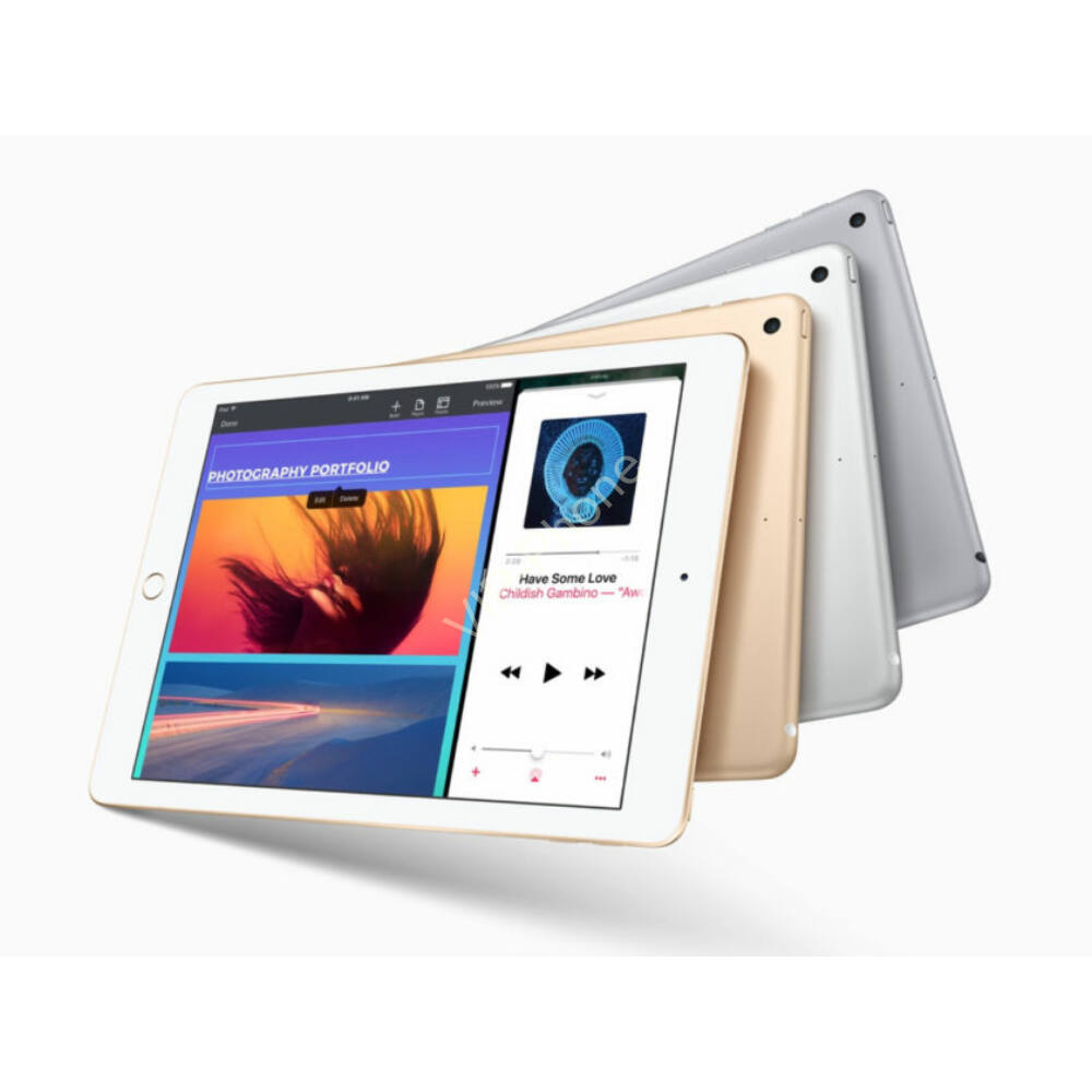 Apple iPad 9.7 (2017) 128GB Wifi Tablet - Apple Store garanciával