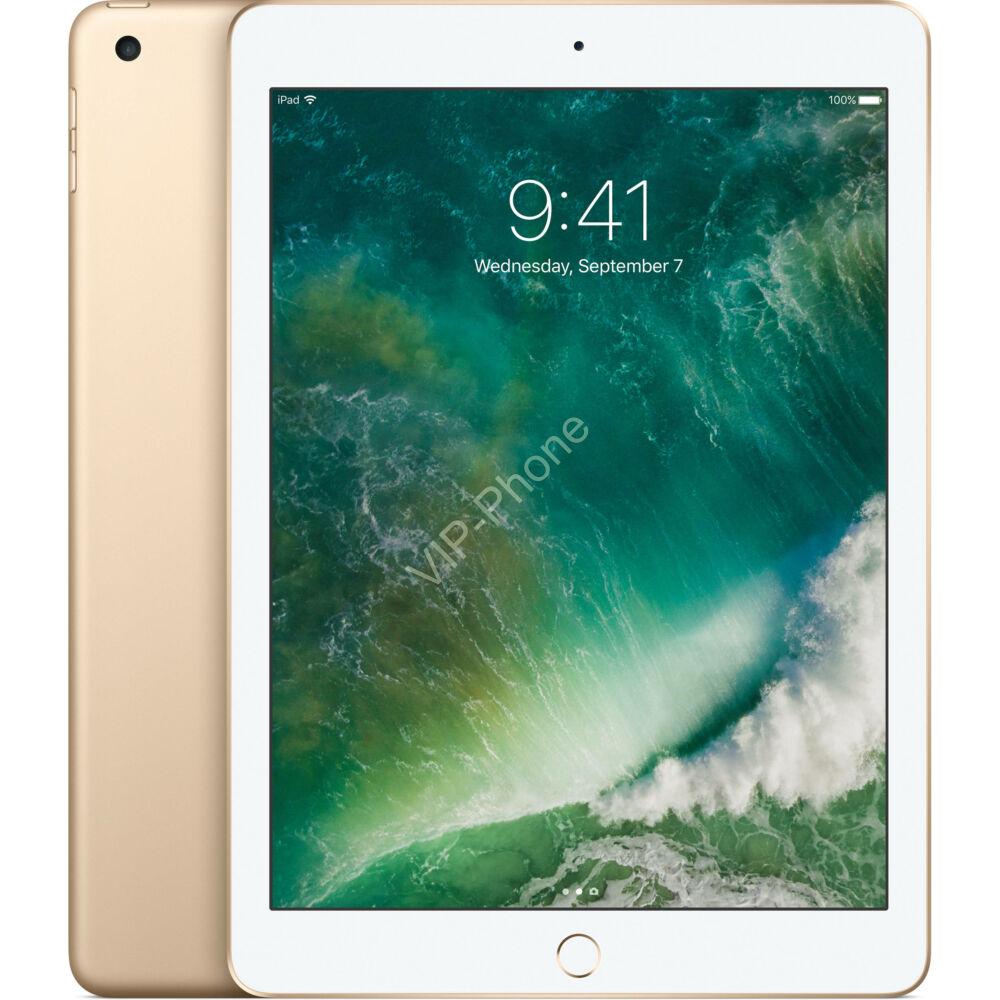 Apple iPad 9.7 (2017) 32GB 4G Gold White Tablet - Apple Store garanciával