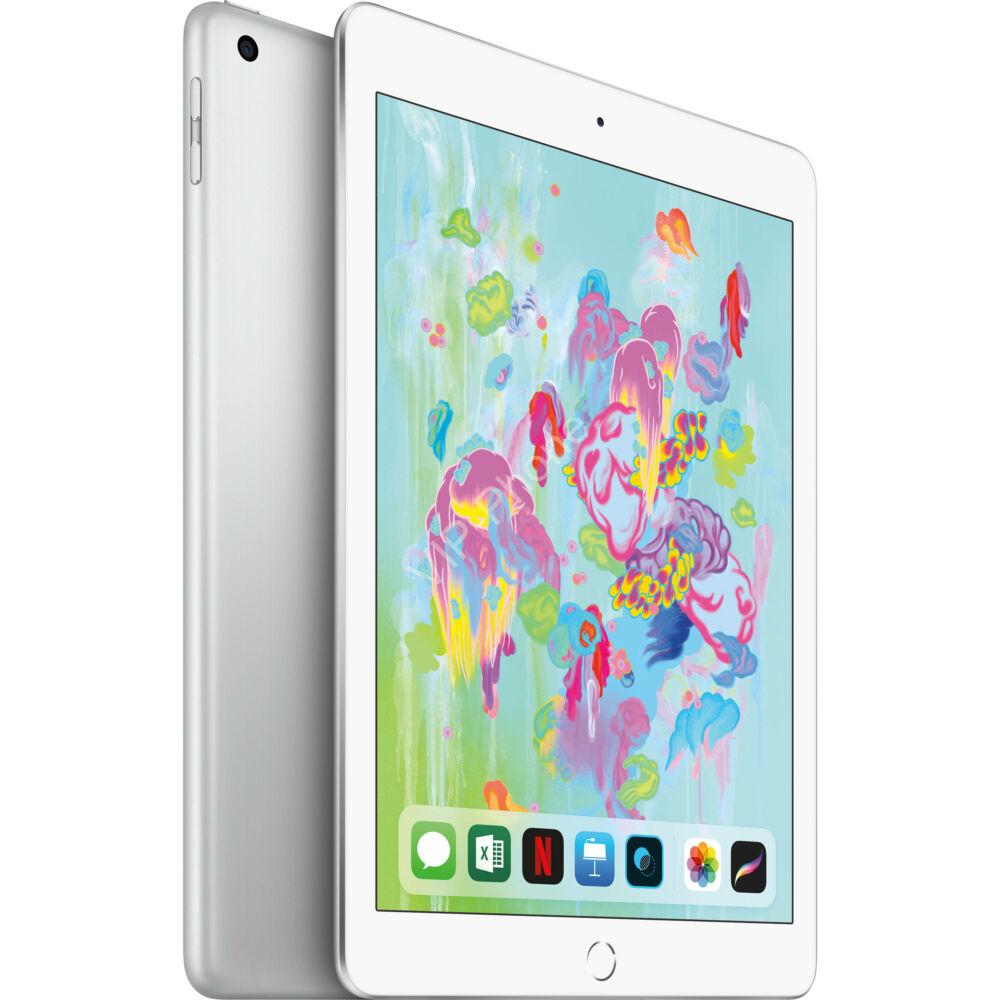 Apple iPad 9.7 (2018) 32GB 4G Silver Tablet - Apple Store garanciával