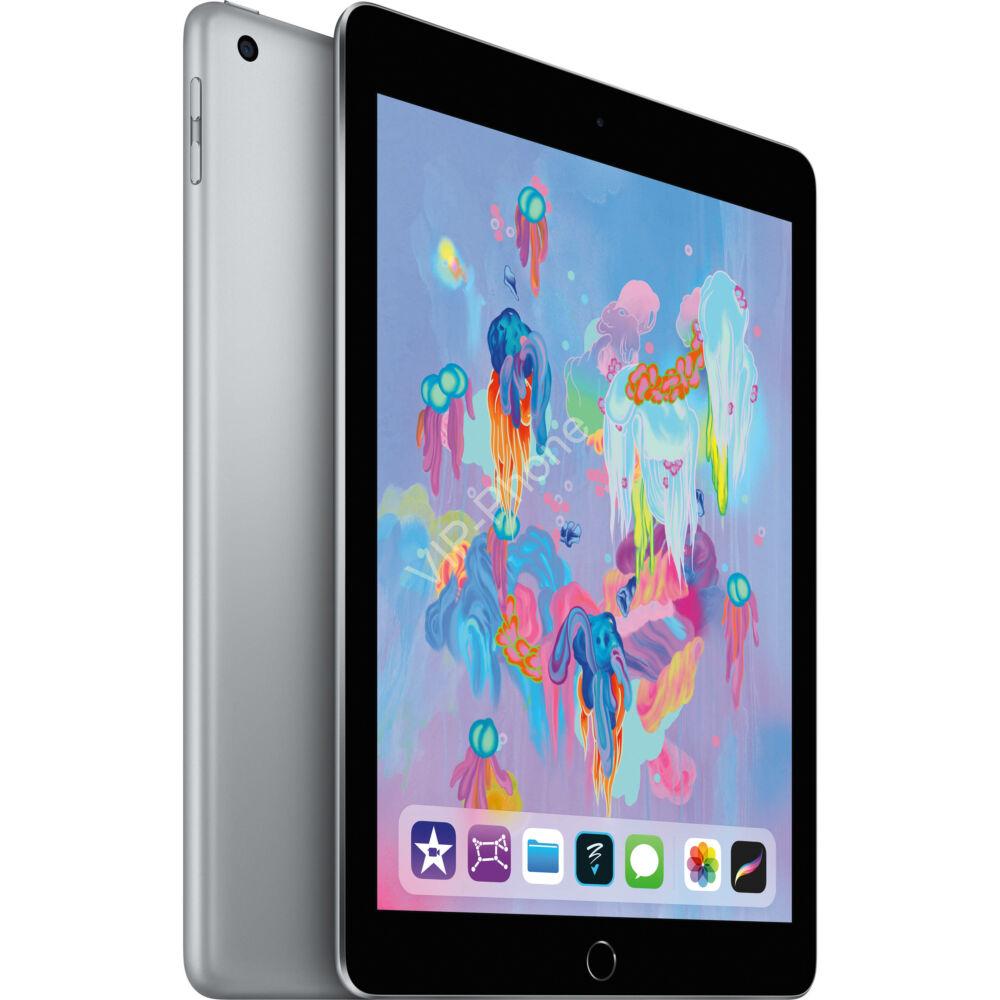 Apple iPad 9.7 (2018) 128GB 4G Space Gray Tablet - Apple Store garanciával
