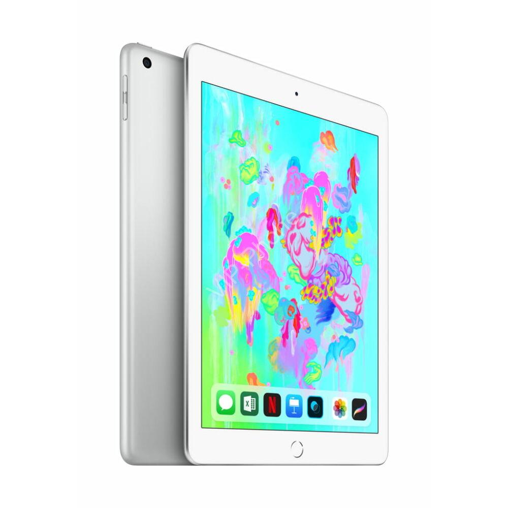 Apple iPad (2019) 10.2 32GB Wifi + Cellular Silver Tablet - Apple Store garanciával