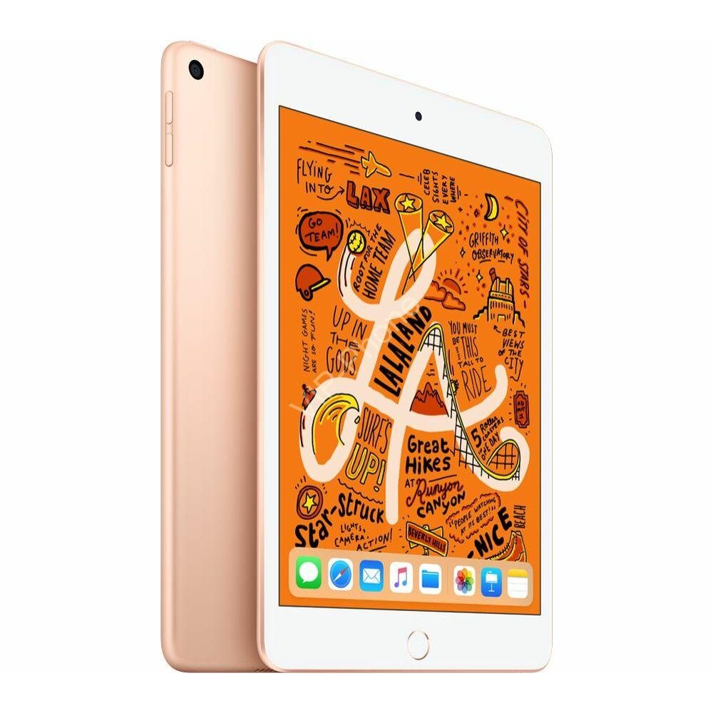 Apple iPad Mini 5 (2019) 7.9 256GB Wifi + Cellular Gold Tablet - Apple Store garanciával
