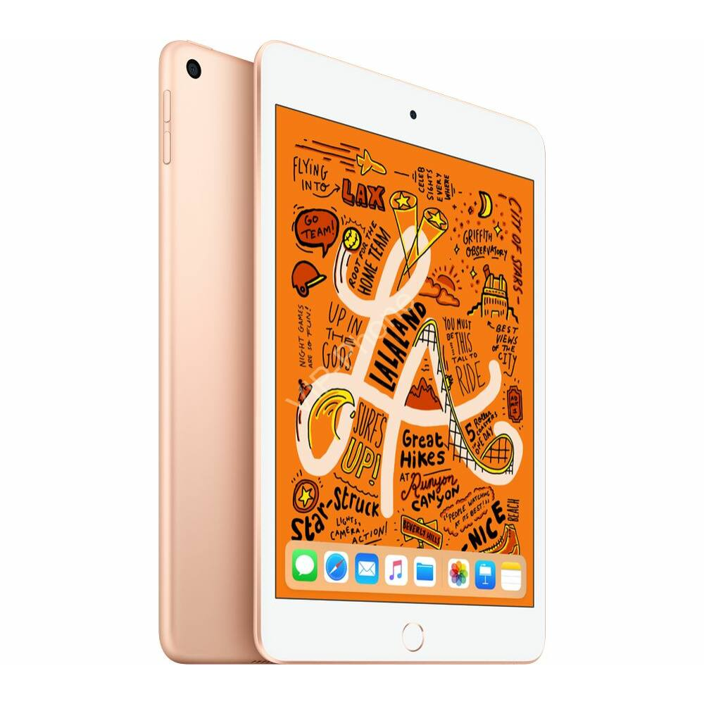 Apple iPad Mini 5 (2019) 7.9 64GB Wifi Gold Tablet - Apple Store garanciával
