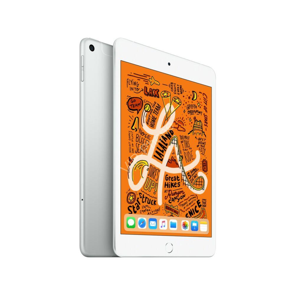 Apple iPad Mini 5 (2019) 7.9 64GB Wifi Silver Tablet - Apple Store garanciával