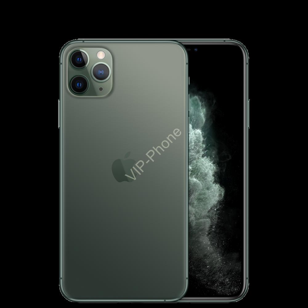 Apple iPhone 11 Pro Max 512GB Green Gyártói Apple Store Garanciás Mobiltelefon