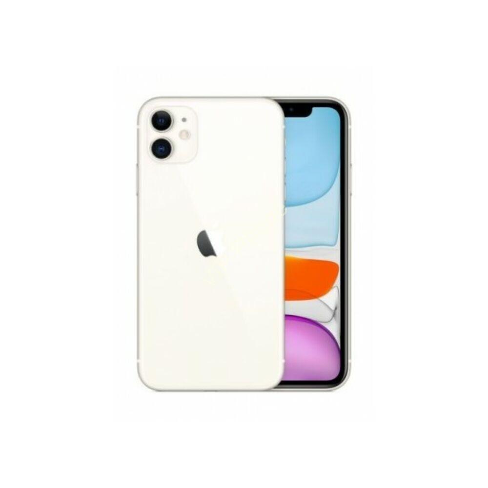 Apple iPhone 11 64GB White Gyártói Apple Store Garanciás Mobiltelefon