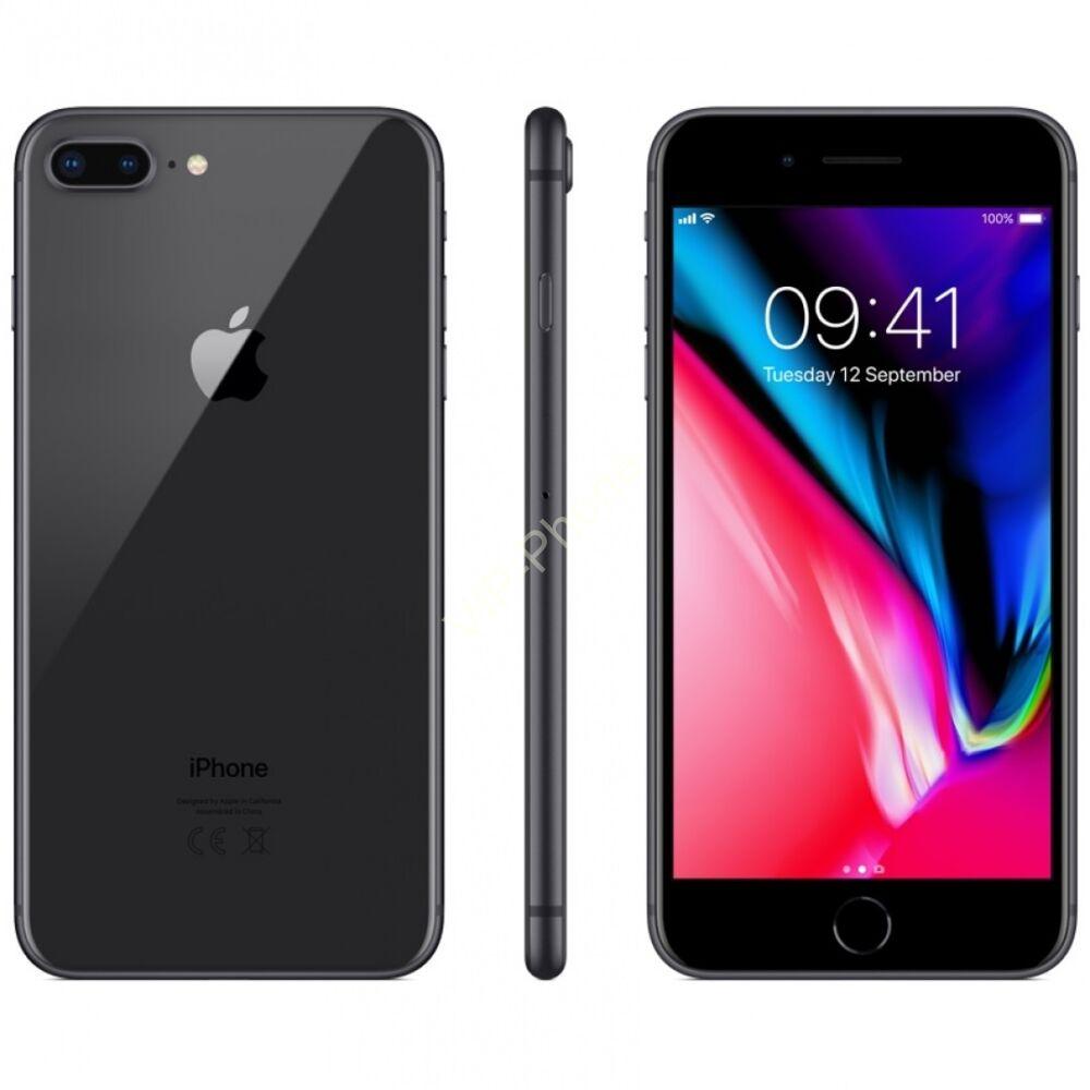 Apple iPhone 8 Plus 128GB Space Gray Gyártói Apple Store Garanciás Mobiltelefon