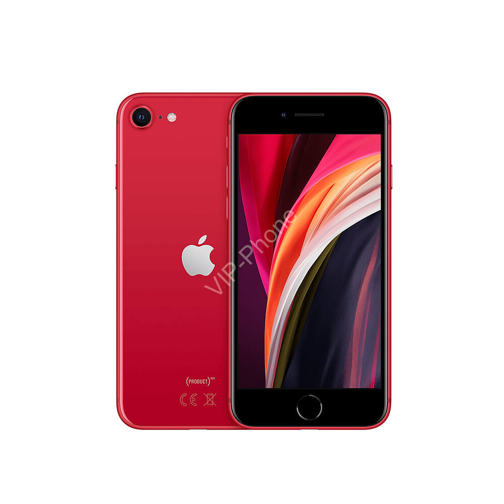 Apple iPhone SE 2020 256GB Red Gyártói Apple Store Garanciás Mobiltelefon