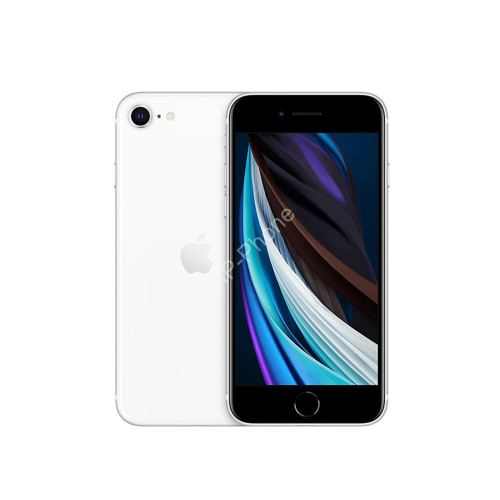 Apple iPhone SE 2020 256GB White Gyártói Apple Store Garanciás Mobiltelefon