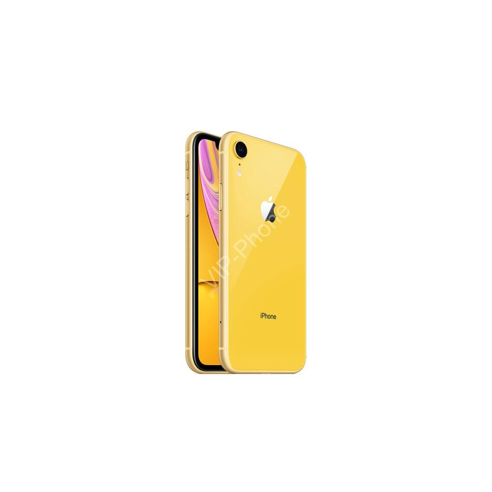 Apple iPhone XR 128GB Yellow Gyártói Apple Store Garanciás Mobiltelefon