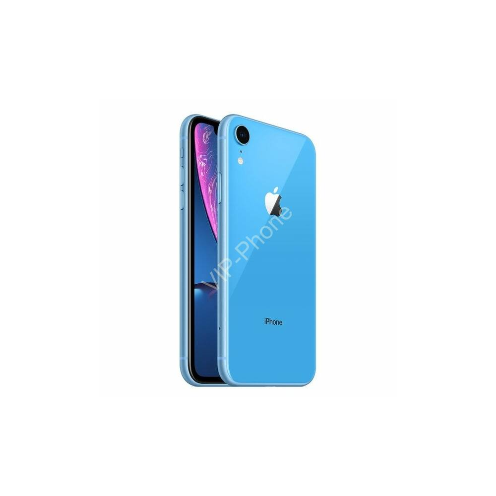 Apple iPhone XR 128GB Blue Gyártói Apple Store Garanciás Mobiltelefon