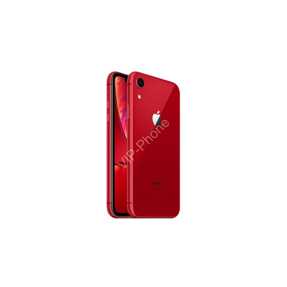Apple iPhone XR 64GB Red Gyártói Apple Store Garanciás Mobiltelefon