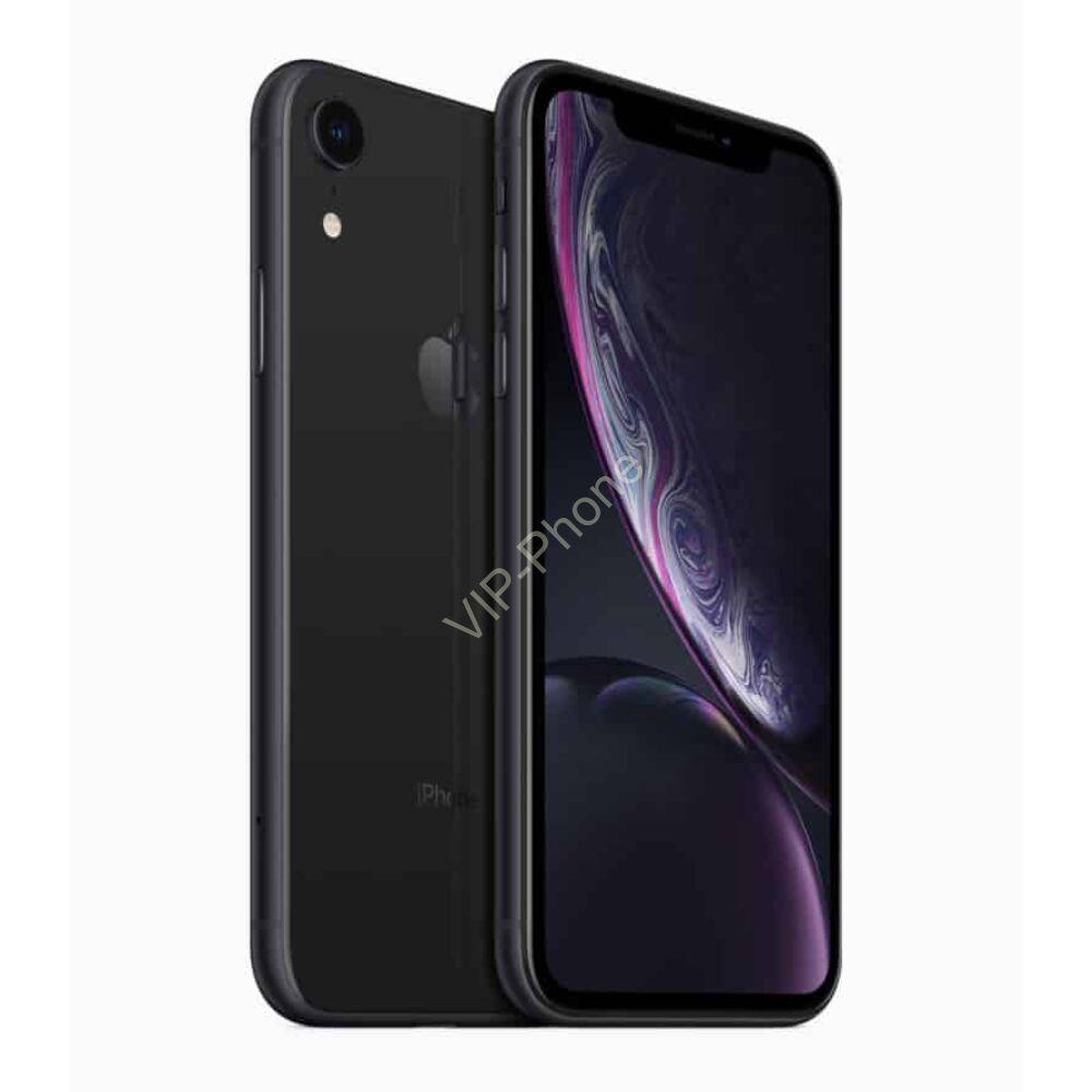 Apple iPhone XR 128GB Black Gyártói Apple Store Garanciás Mobiltelefon