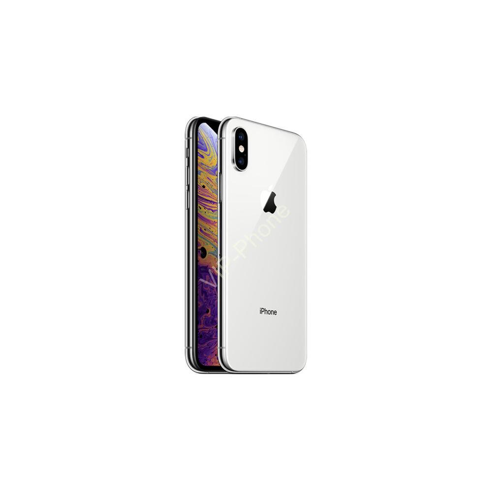 Apple iPhone Xs 64GB Silver Gyártói Apple Store Garanciás Mobiltelefon