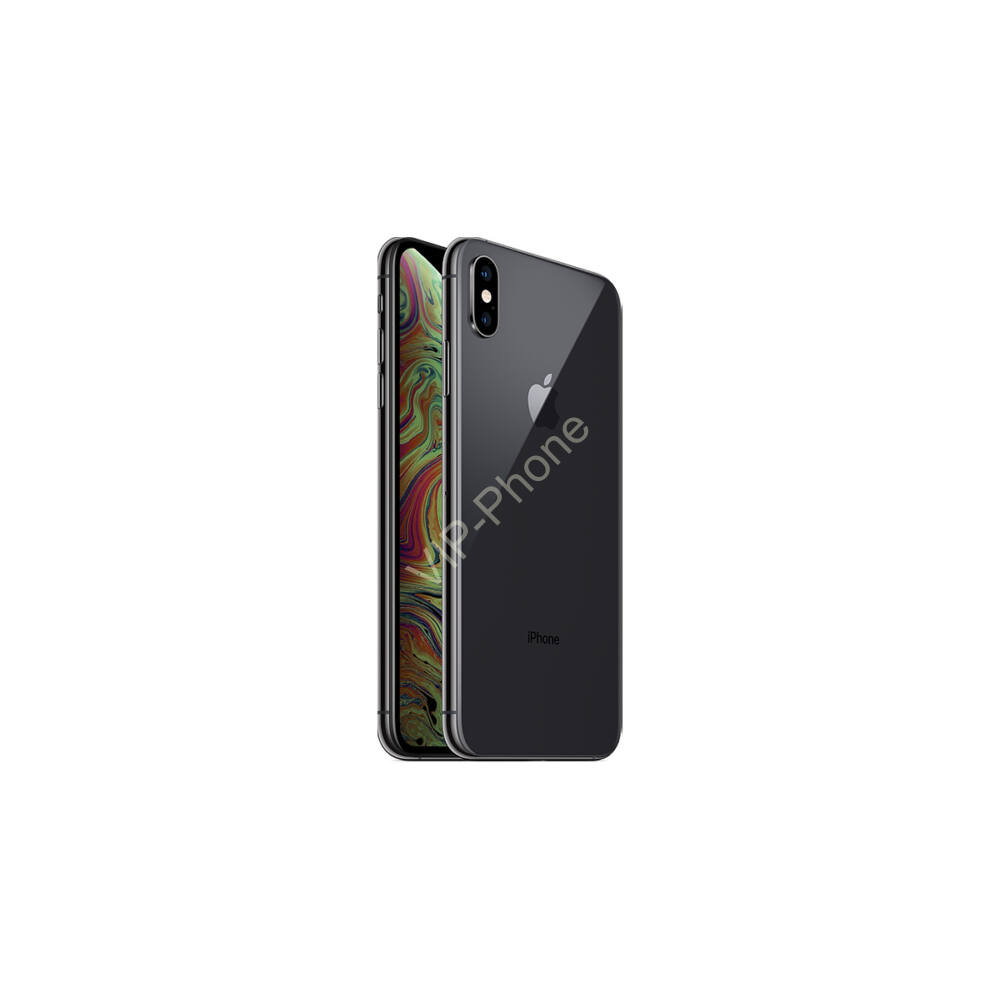 Apple iPhone Xs Max 256GB Space Gray Gyártói Apple Store Garanciás Mobiltelefon