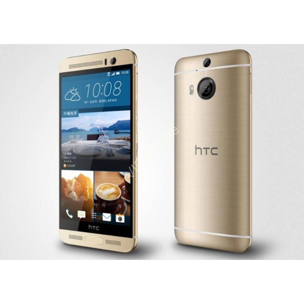 HTC One M9 arany kártyafüggetlen mobiltelefon