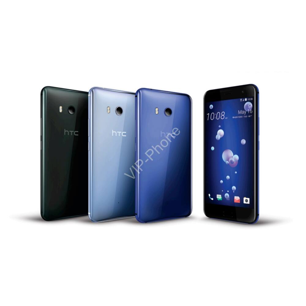 HTC U11 Dual-Sim kártyafüggetlen mobiltelefon