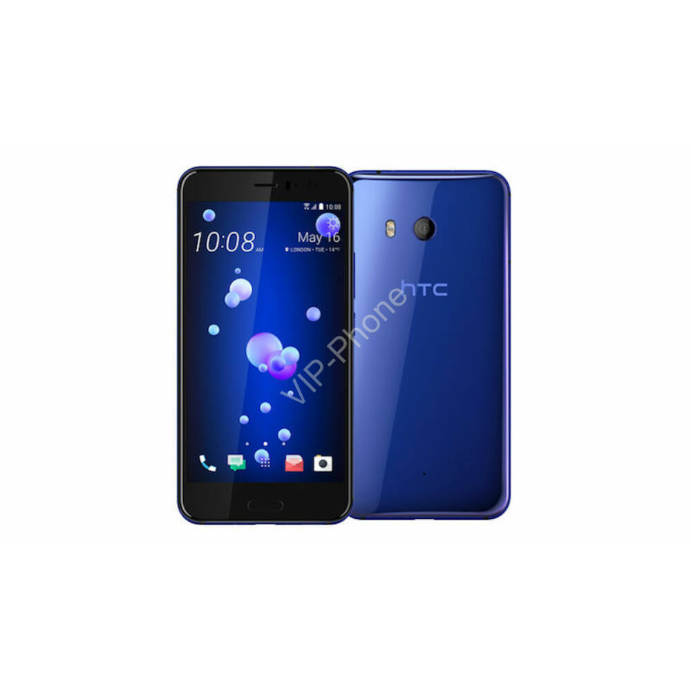 HTC U11 Dual-Sim kék gyártói garanciás kártyafüggetlen mobiltelefon