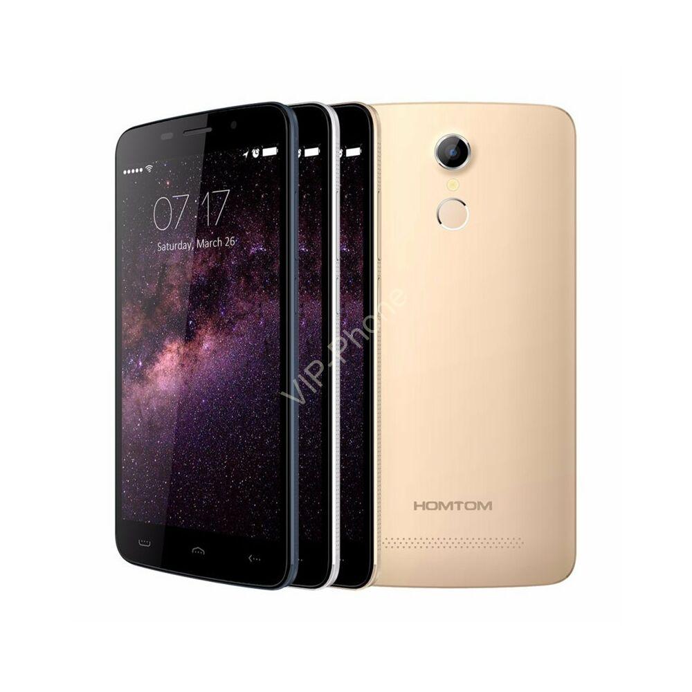 HomTom HT17 Pro Dual-Sim gyártói garanciás kártyafüggetlen mobiltelefon