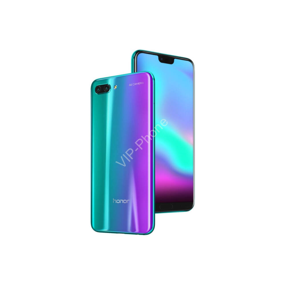 Honor 10 64GB Dual-SIM zöld kártyafüggetlen mobiltelefon
