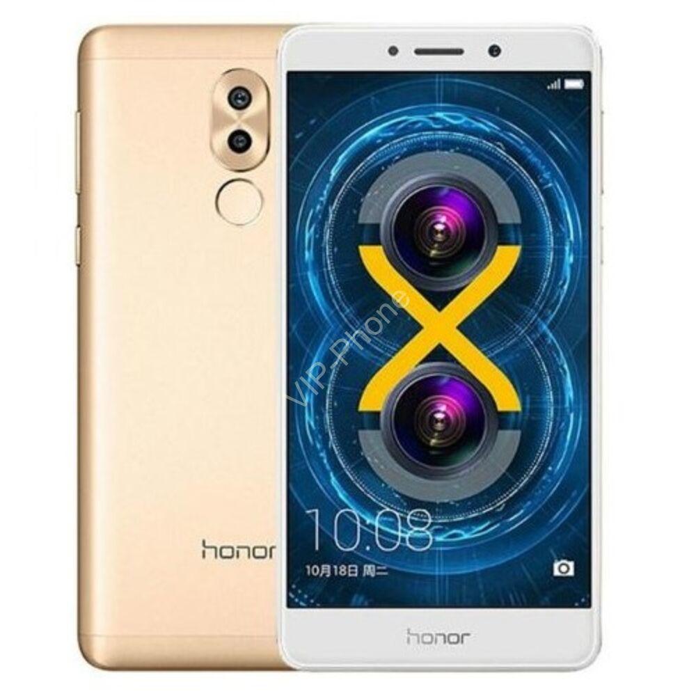 Huawei Honor 6X Dual-SIM arany gyártói garanciás kártyafüggetlen mobiltelefon