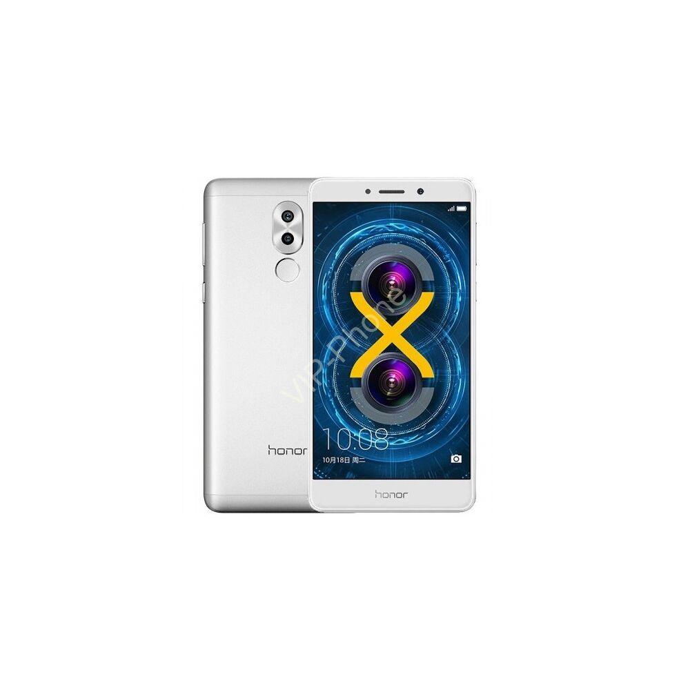 Huawei Honor 6X Dual-SIM ezüst gyártói garanciás kártyafüggetlen mobiltelefon