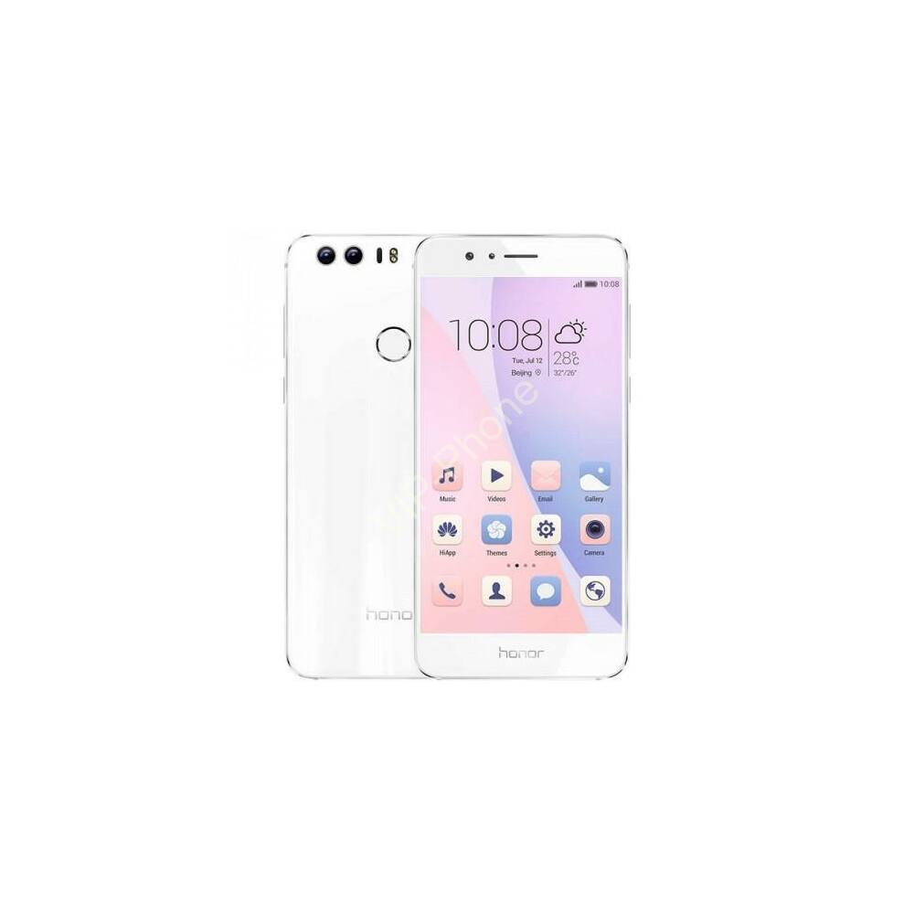 Honor 8 32GB Dual-SIM fehér kártyafüggetlen mobiltelefon