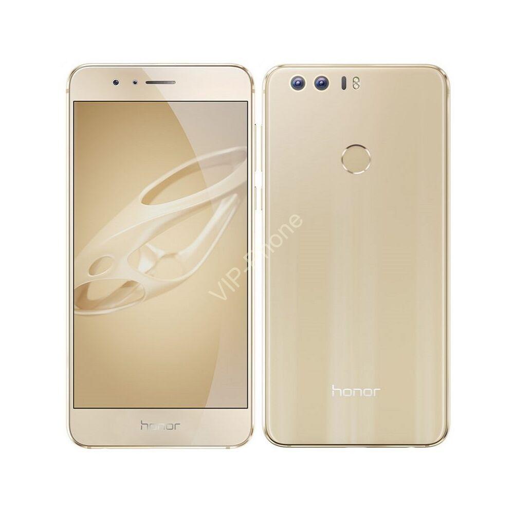 Honor 8 Premium 64GB arany kártyafüggetlen mobiltelefon
