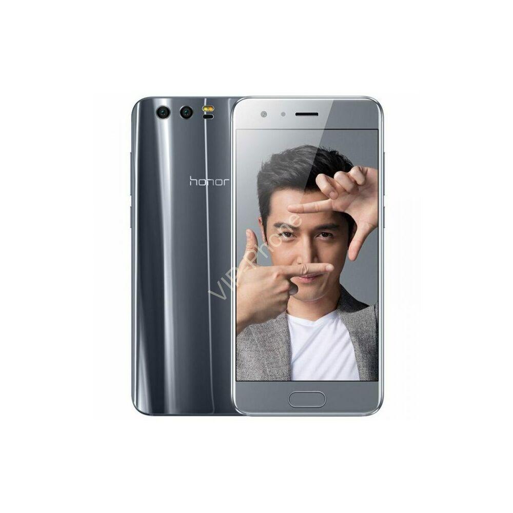Honor 9 64GB Dual-SIM ezüst gyártói garanciás kártyafüggetlen mobiltelefon