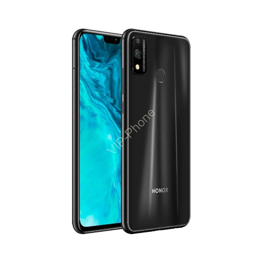 Huawei Honor 9X Lite 128GB Dual-SIM fekete kártyafüggetlen mobiltelefon
