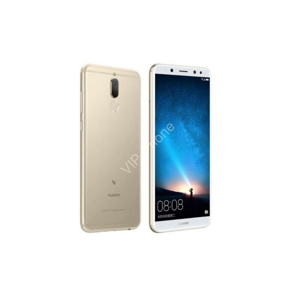 Huawei Mate 10 Lite 64GB Dual-Sim arany gyártói garanciás kártyafüggetlen mobiltelefon