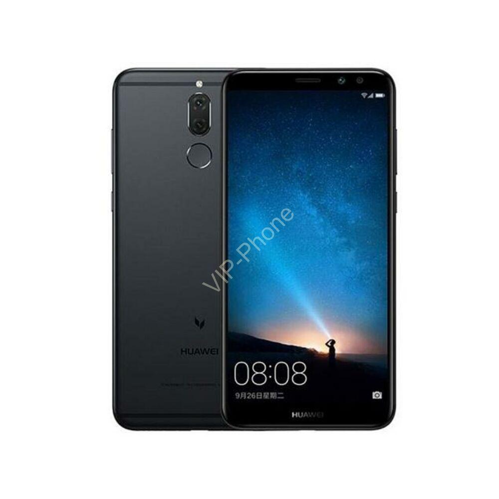 HASZNÁLT Huawei Mate 10 Lite Dual-Sim fekete kártyafüggetlen mobiltelefon
