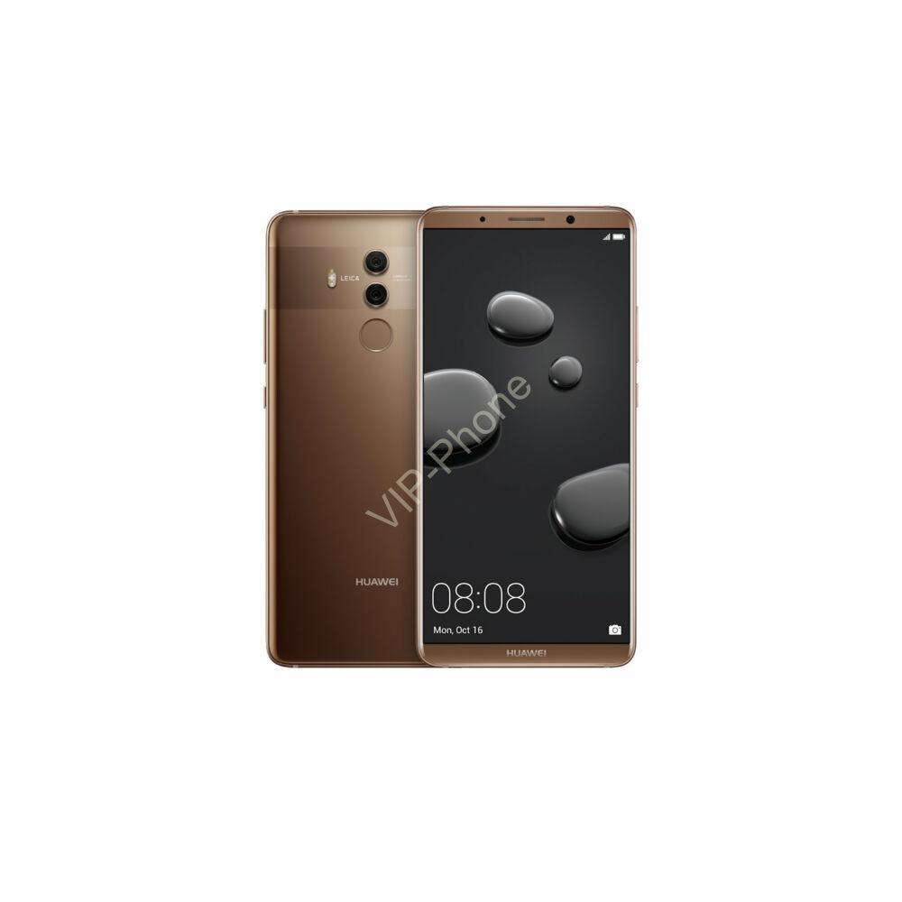 Huawei Mate 10 Pro 128GB Dual-Sim barna kártyafüggetlen mobiltelefon