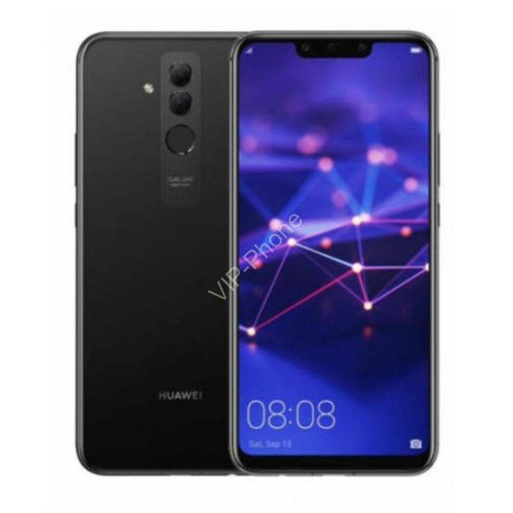 Huawei Mate 20 Lite 64GB Dual-Sim fekete gyártói garanciás kártyafüggetlen mobiltelefon