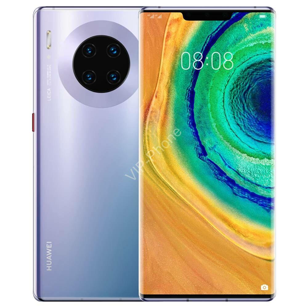 Huawei Mate 30 Pro 256GB Dual-SIM ezüst kártyafüggetlen mobiltelefon